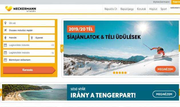 Neckermann Magyarország Cégcsoport: sikeresen lezárult az átalakítás