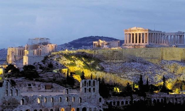 Turistabarát fejlesztések az athéni Akropoliszon