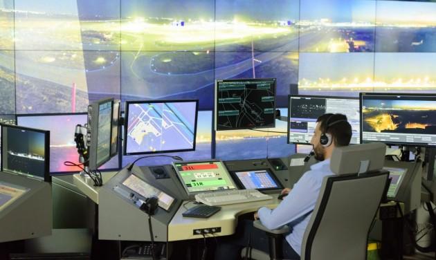 Optikai körgyűrű épül Ferihegyen a repülésbiztonság növeléséért