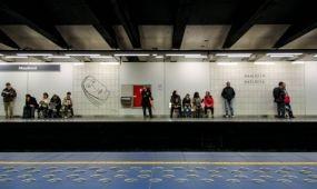 Újranyitották a Maelbeek metróállomást a belga fővárosban