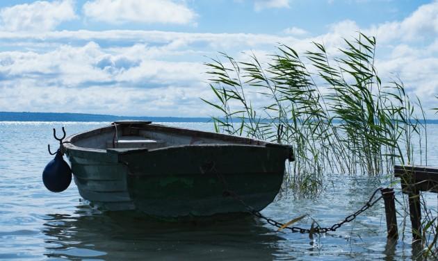 24 milliárd forint a Balaton víz- és partvédelmére