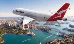 Qantas-reggeli az Amadeusnál
