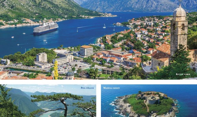 Balkáni körutak és üdülések az Adria Tours-nál