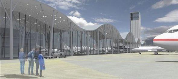 Nemzetközi repülőtérről álmodnak Székelyföldön
