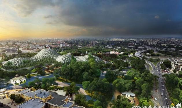 Megvan, ki építheti fel az állatkerti Pannon Parkot