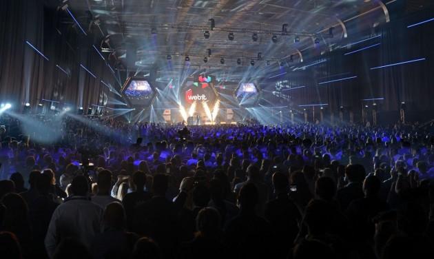 Budapest is versenyben van a Webitért