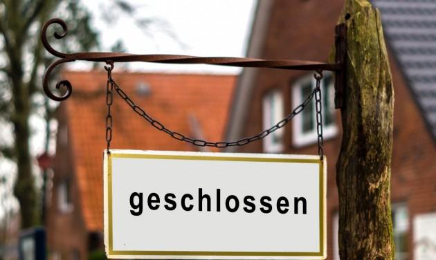 Újra teljes zárlatot vezetnek be Németországban