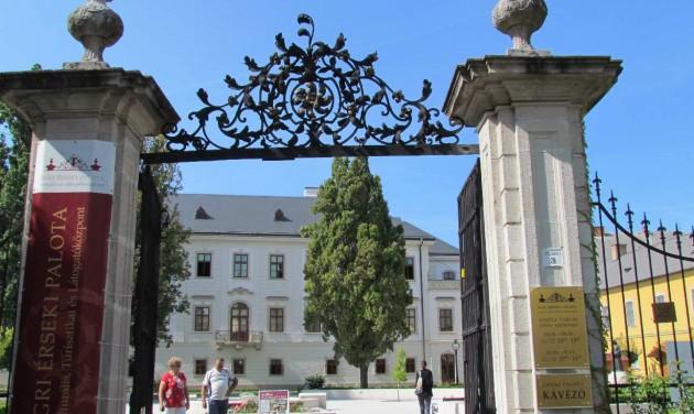 Jelentősen nőtt a külföldi vendégforgalom Egerben