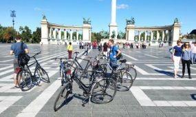 Harminc kerékpárosfejlesztés lesz a következő években a fővárosban