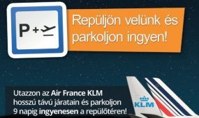 Air France-KLM akció meghosszabbítva