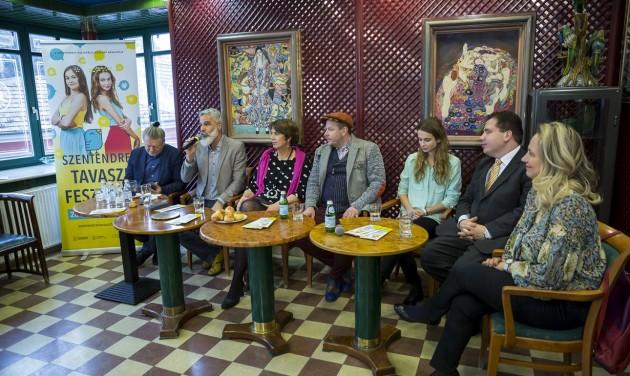Színes programkínálat a Szentendrei Tavaszi Fesztiválon