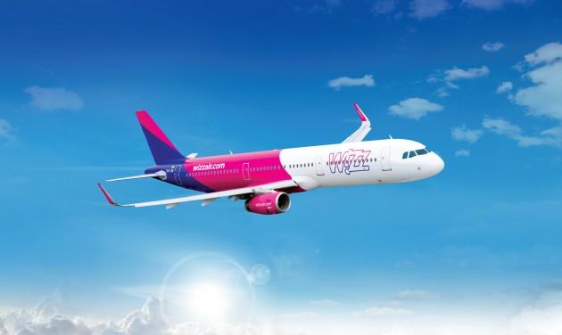 Bombariadó egy Wizz Air-járaton