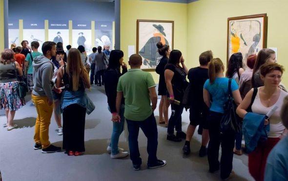 Vasárnap zár a Toulouse-Lautrec kiállítás a Szépművészetiben