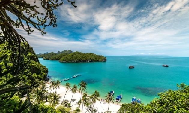 Áradások Thaiföldön