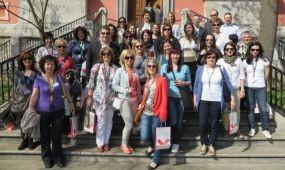 Viszonteladóinak szervezett Szovéniai és Horvátországi study-t a KOMPAS
