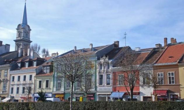 Megújul a soproni Várkerület