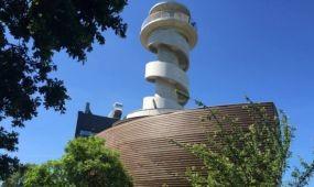 Pénteken nyit a Balaton legmagasabb kilátója