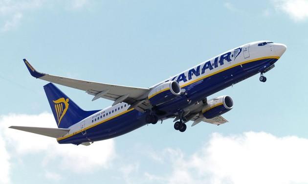 Eljárás indult a Ryanair ellen