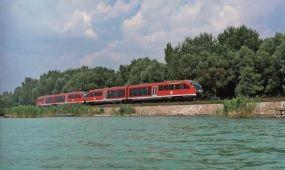 Vonatra és hajóra idén is: Balaton Mix kedvezmény