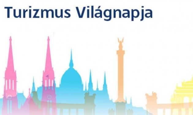 Csatlakozási lehetőség a Turizmus Világnapjához