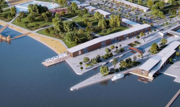 20 milliárdos fejlesztés a Fertő partján