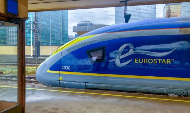 Két új vonatot indít Hollandiából Londonba az Eurostar