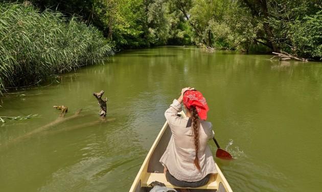 Csodás Magyarország: Evezővel a beregi Tiszaháton