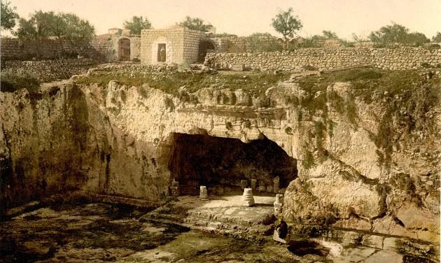 Ismét látogatható a királyok sírja Jeruzsálemben