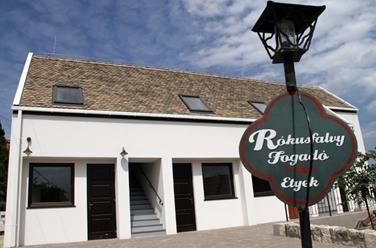 Új vendégház nyílt a Rókusfalvy Fogadónál
