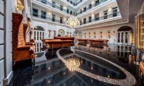 4 csillag superior minősítést kapott a Prestige Hotel Budapest