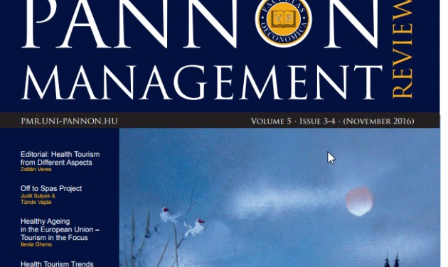 Pannon Management Review – Fókuszban a Balaton