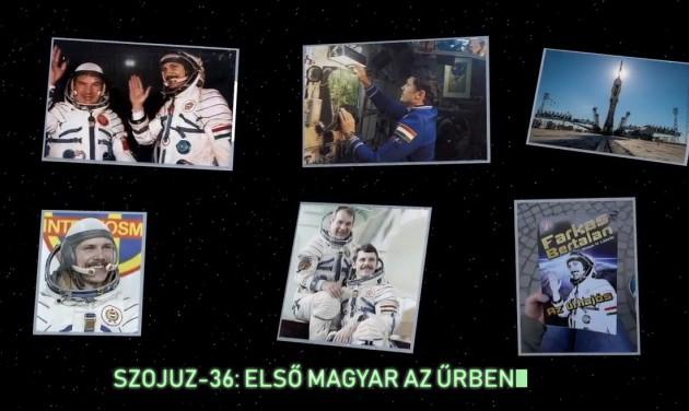 Az első magyar űrhajósról nyílik élménykiállítás