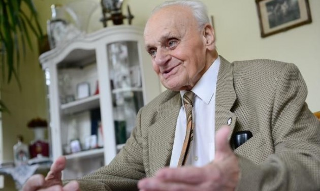 Életének 94. évében elhunyt Petrusz Tibor