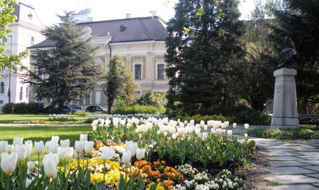 Jubiláló Virágos Magyarország