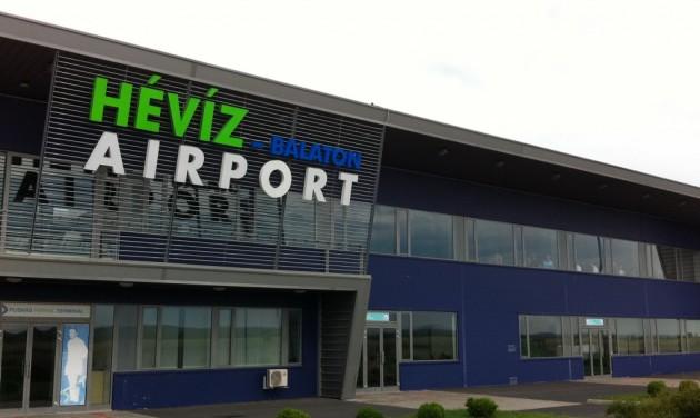 Újra állami kézben a Hévíz-Balaton Airport