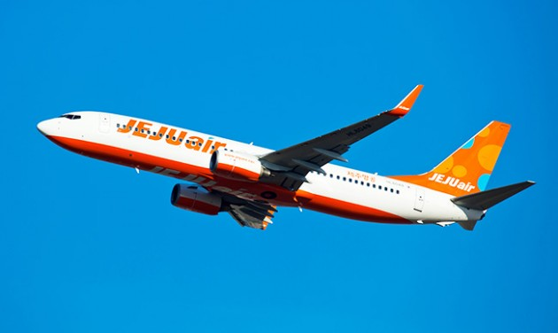 A Jeju Air a Hahn Air új partnere