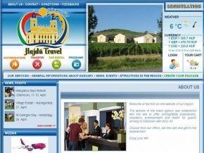 On-line beutaztató portált fejlesztett a Hajdú Travel