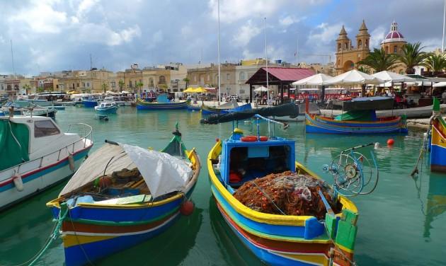 Egyre több magyar utazik Máltára