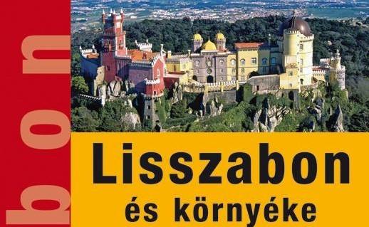 Új útikönyv Lisszabonról és környékéről