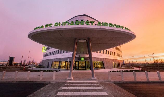 Megnyílt az ibis Styles Budapest Airport