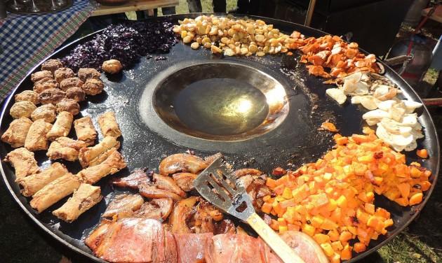Ízes Magyarország: Tárcsás Ételek Fesztiválja