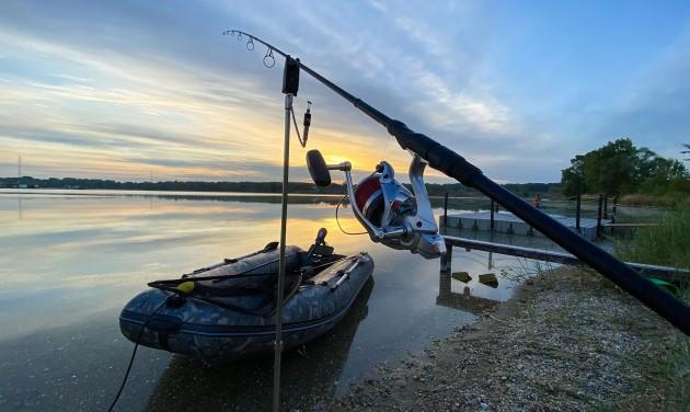 Indul a horgász szezon a Lupán