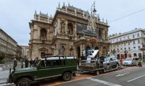 Önmagát alakíthatja Budapest egy kínai romantikus sorozatban