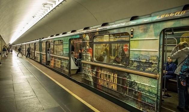 A moszkvai metróban  szúrópróbaszerűen ellenőrzik a digitális kódokat