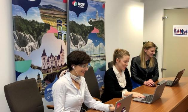 700 külföldi szakember vett részt az MTÜ és a Hotelbeds webinarján
