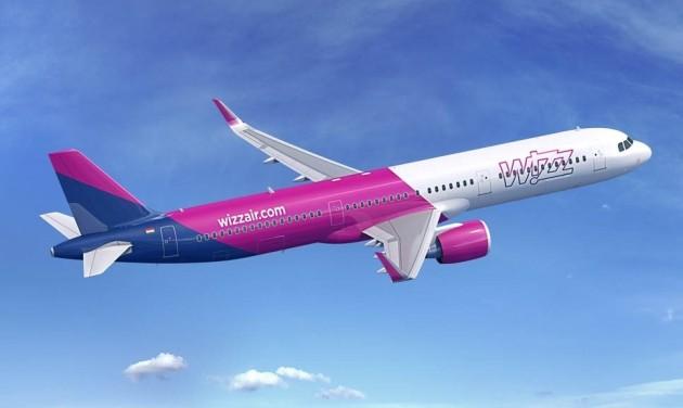 Környezetbarátabbá válik a Wizz Air