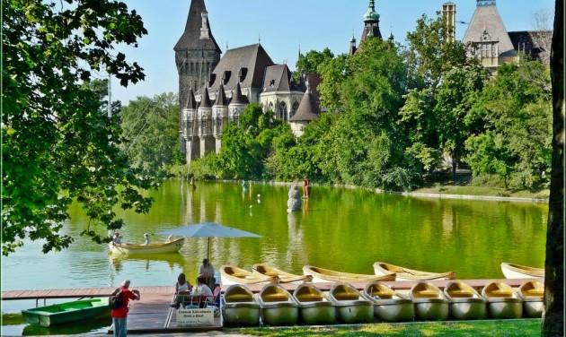 Liget Budapest – nőhet a Városliget zöldfelülete