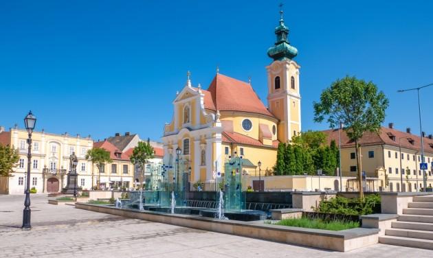 Másfél milliárd forintos kulturális fejlesztés zárult Győrben