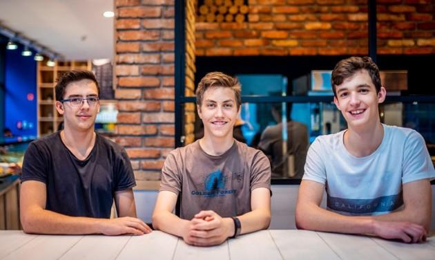 Magyar diákok díjnyertes ötlete ételpazarlás ellen