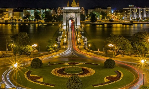 Toplistás romantikus Budapest